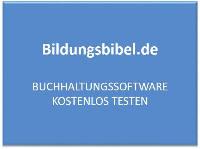 Die Buchhaltungssoftware testen und vergleichen, kostenlos downloaden sowie Anbieter finden